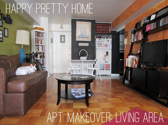 Happy pretty home living