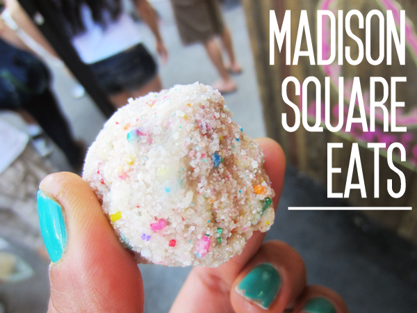 Madison Square Eats