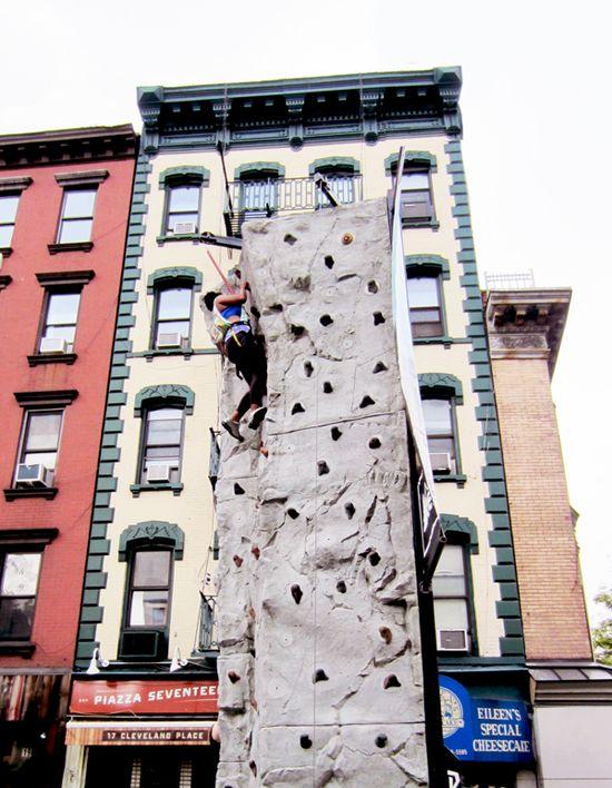 6 Rock Climbing