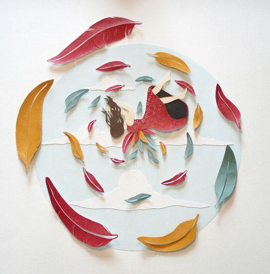 Sarah Dennis feather3