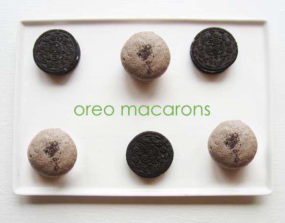 Oreo Macarons 2